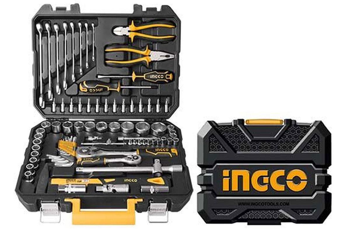 Bộ 77 công cụ INGCO HKTHP20771