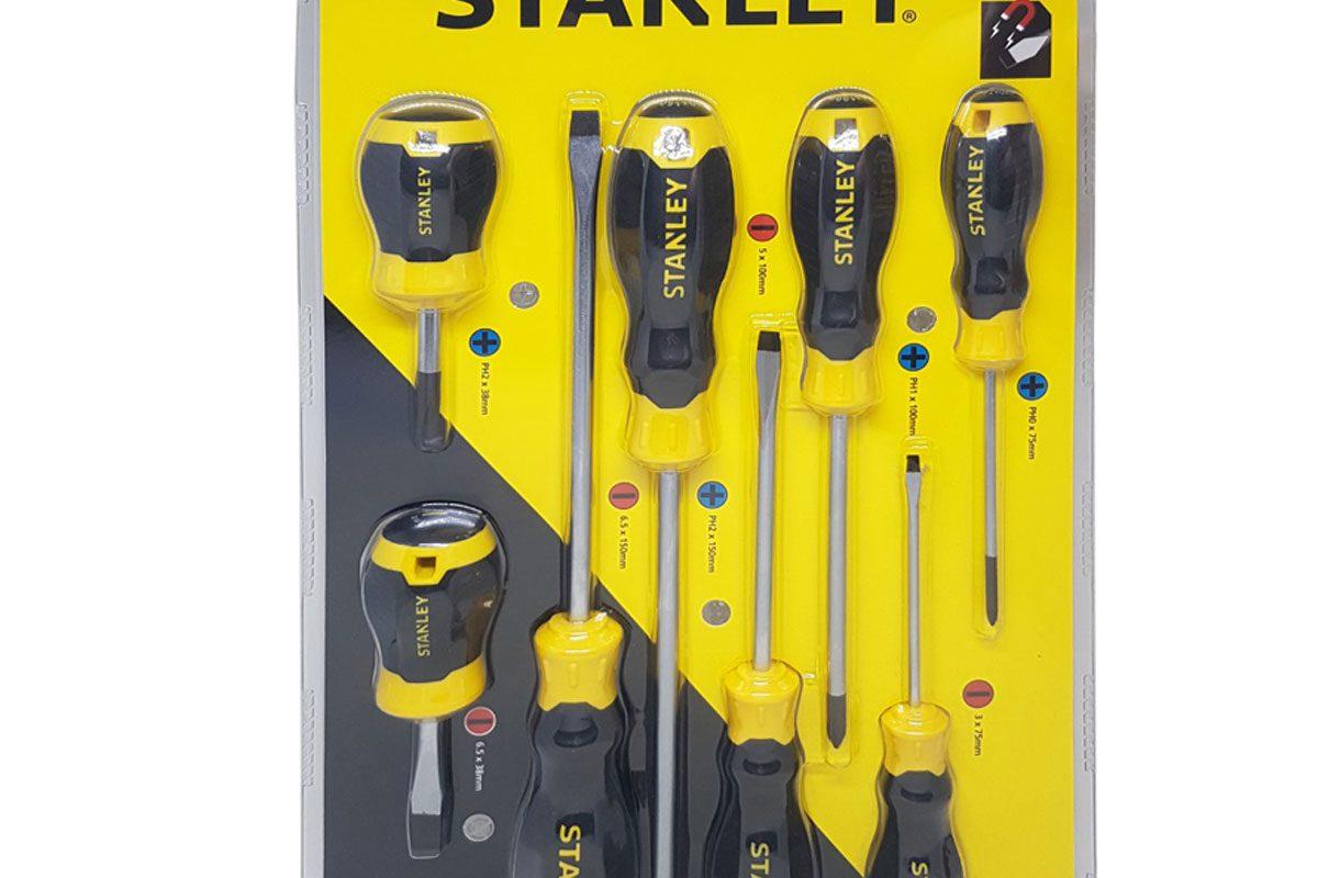 Bộ 8 cây tua vít Stanley STMT66673