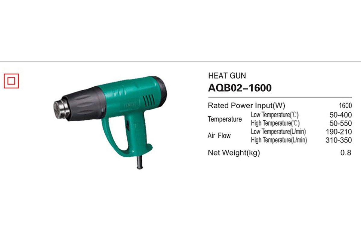 Máy thổi nóng 1600W DCA AQB02-1600