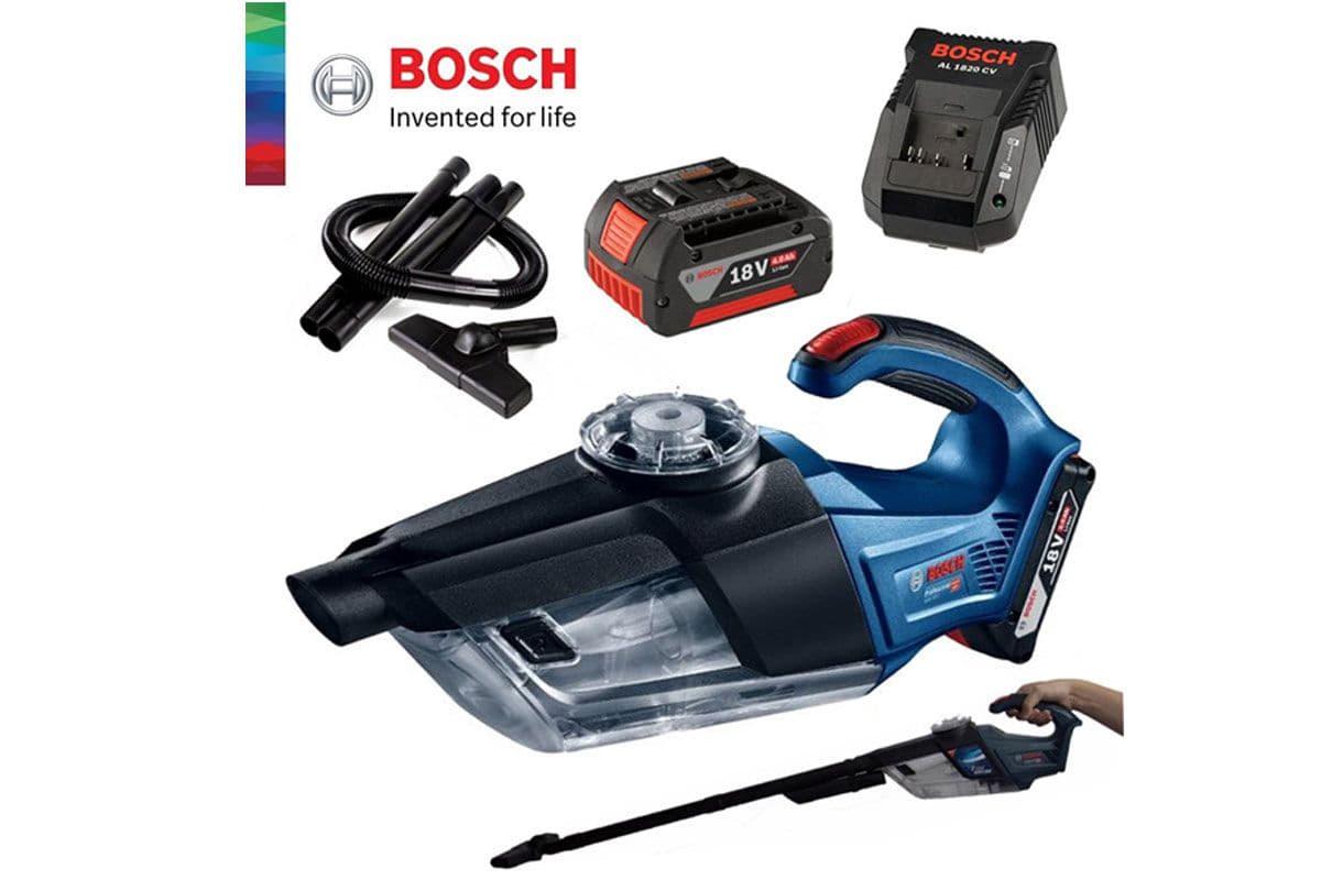 Máy hút bụi dùng pin 18V Bosch GAS 18V-1