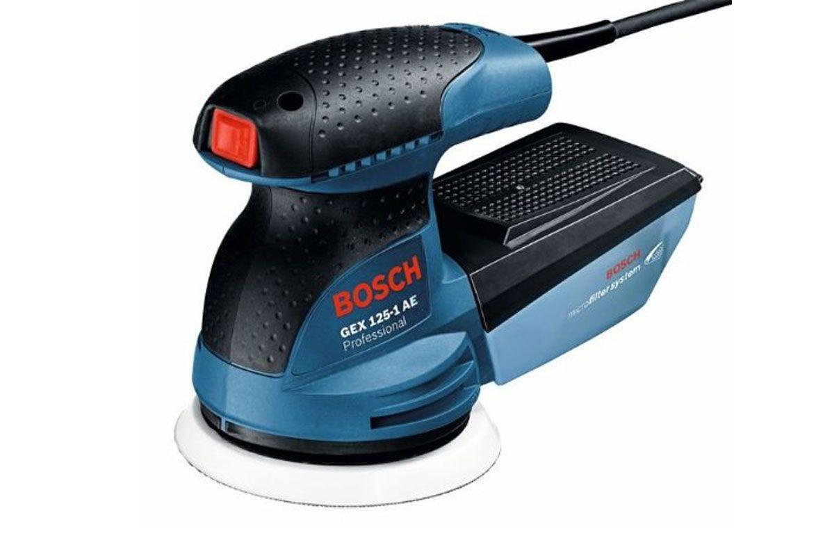 Máy chà nhám tròn Bosch GEX 125-1AE