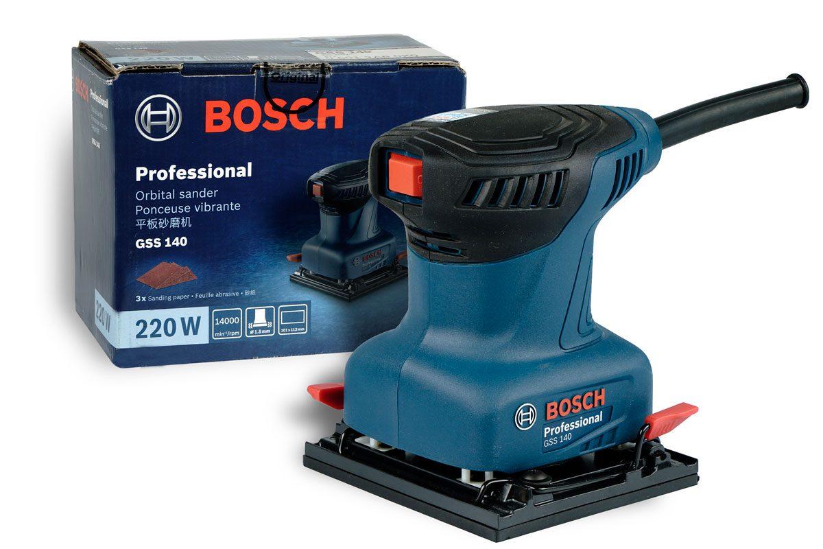 Máy chà nhám vuông Bosch GSS 140