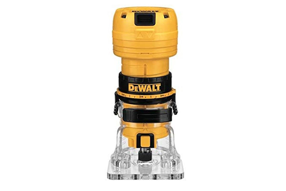 Máy phay Dewalt DWE6000-B1