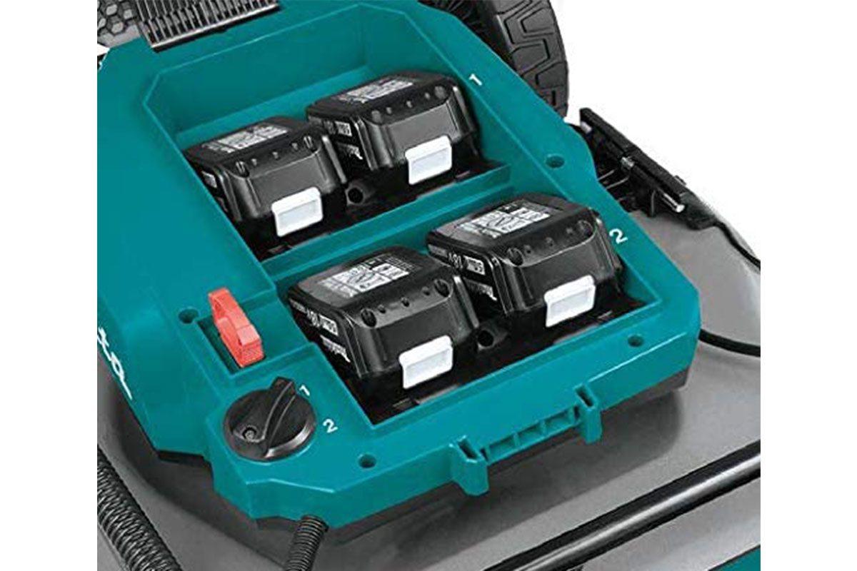 Thân máy cắt cỏ đẩy 530mm 2 pin 18V Makita DLM533Z