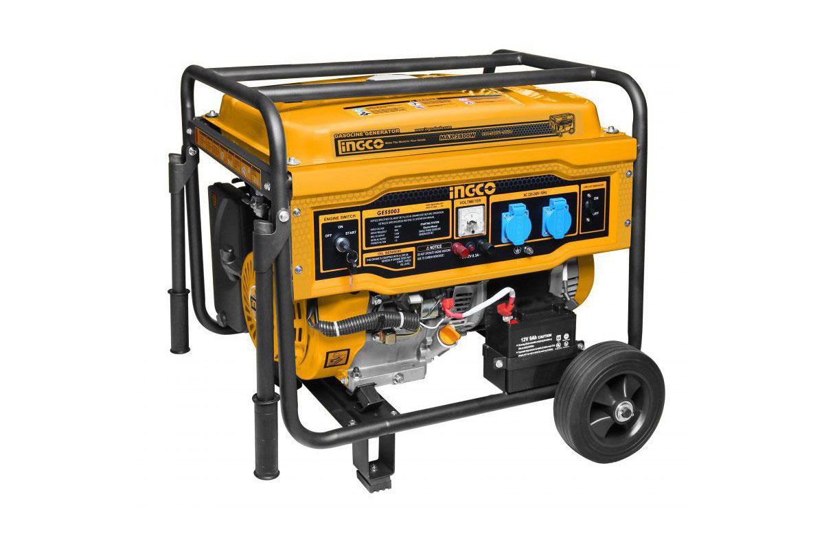 Máy phát điện xăng INGCO GE55003