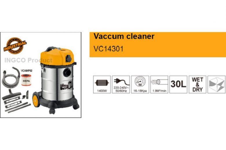 Ingco Vc14301 2