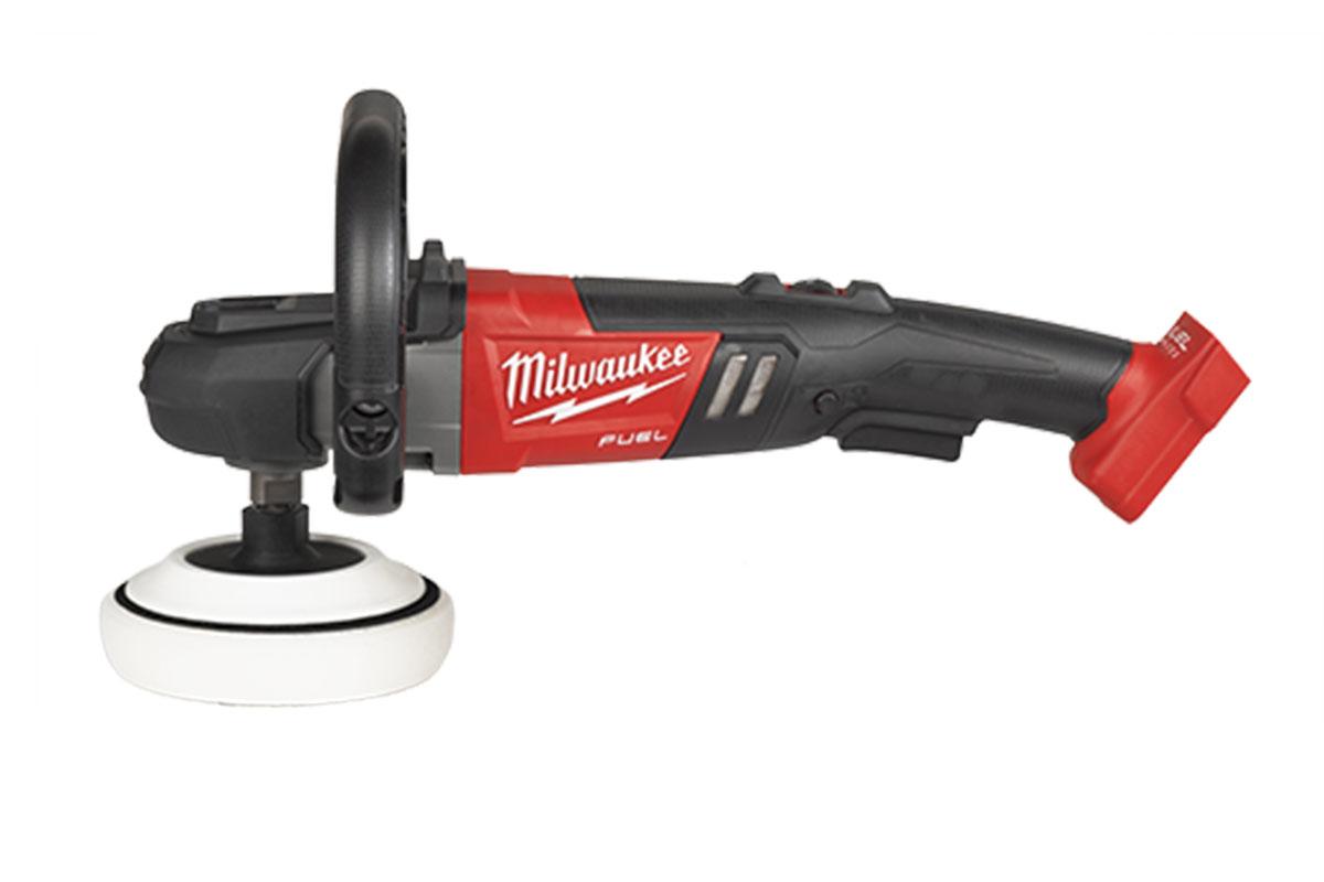 Máy đánh bóng pin 18V Milwaukee M18 FAP180-502X