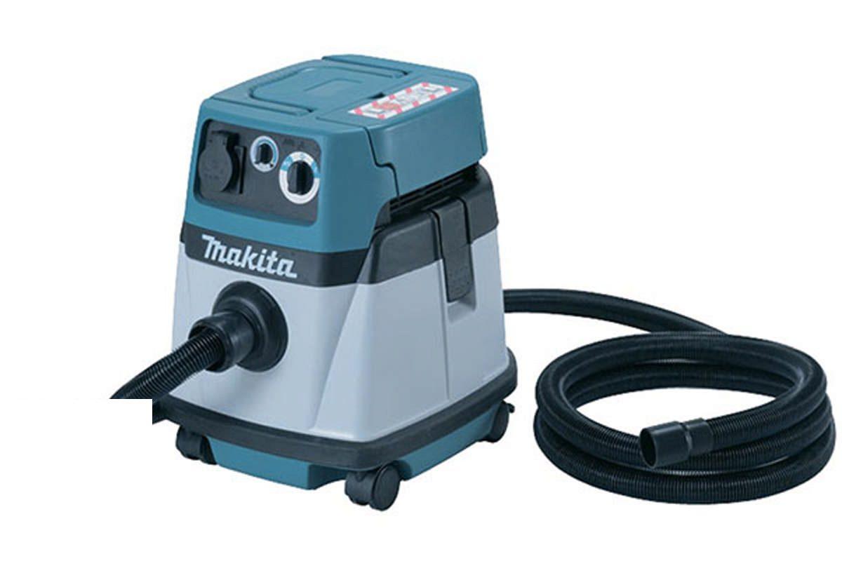 Thân máy hút bụi ướt-khô dùng điện hoặc 2 pin 18V Makita DVC150LZ