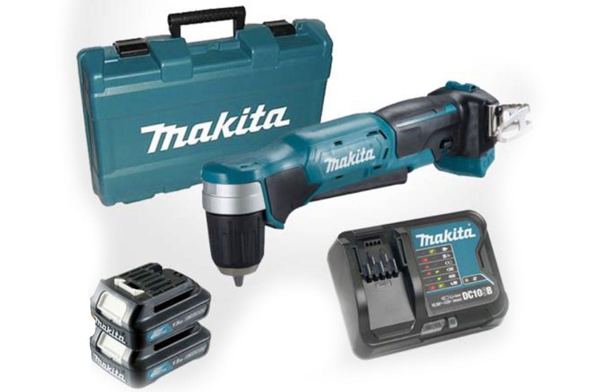Máy khoan góc 10mm pin 12V Makita DA333DSYE