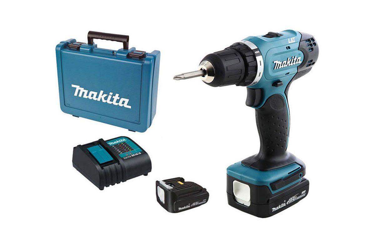 Máy khoan vặn vít pin 14.4V Makita DDF343SYE