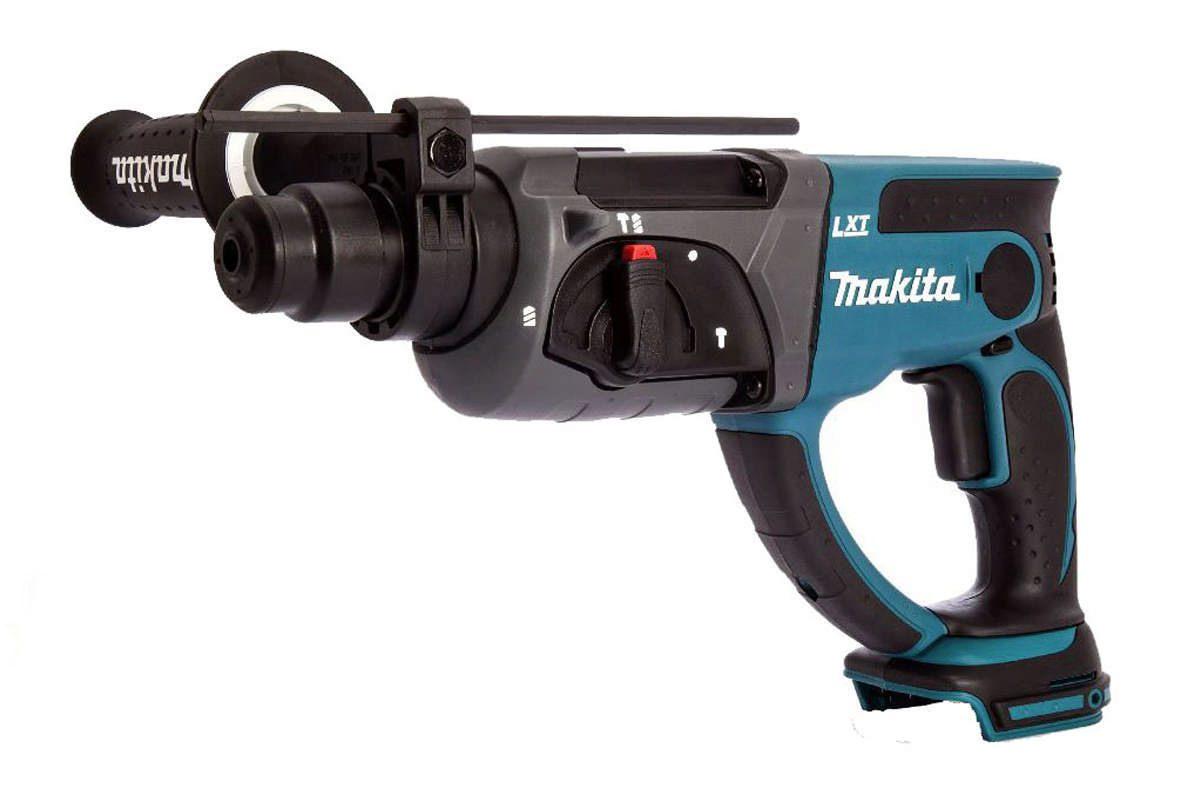 Thân máy khoan bê tông 20mm pin 18V Makita DHR202Z