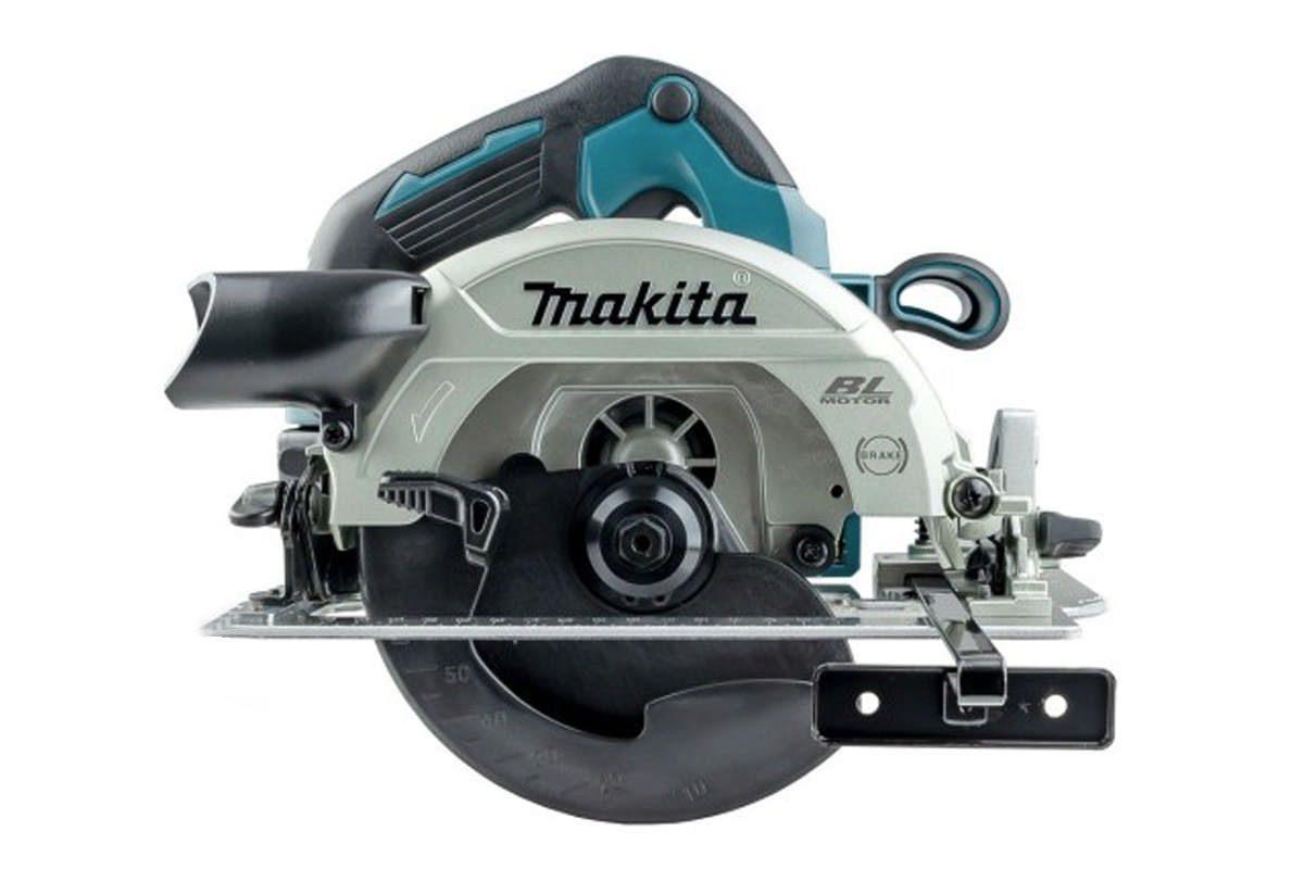 Thân máy cưa đĩa 165mm pin 18V Makita DHS660Z