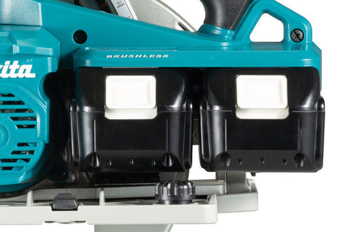 Thân máy cưa đĩa 190mm pin 18V Makita DHS783Z