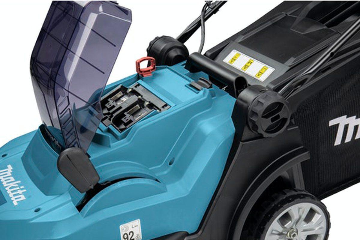 Thân máy cắt cỏ đẩy 430mm 2 pin 18V Makita DLM432Z