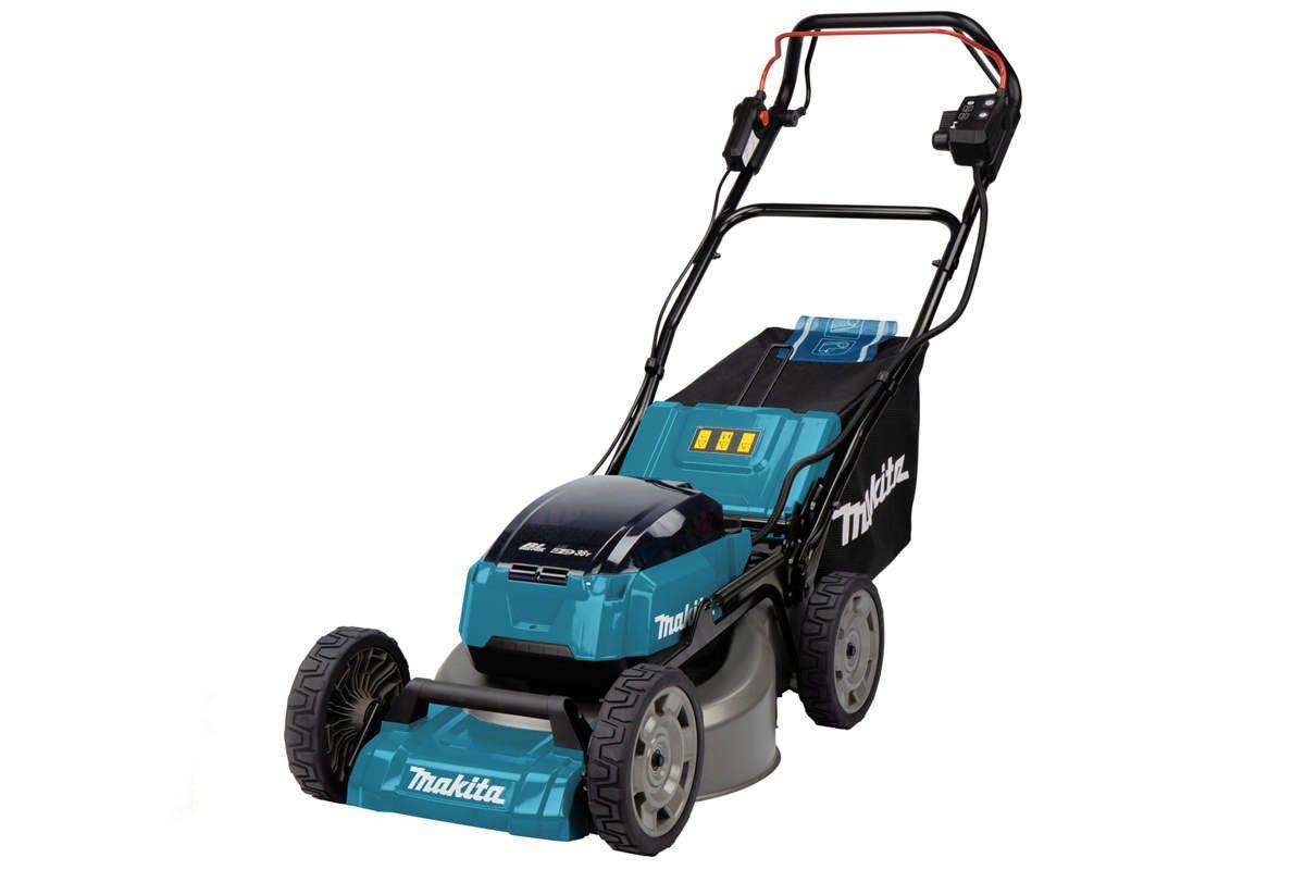 Thân máy cắt cỏ đẩy 460mm 2 pin 18V Makita DLM462Z