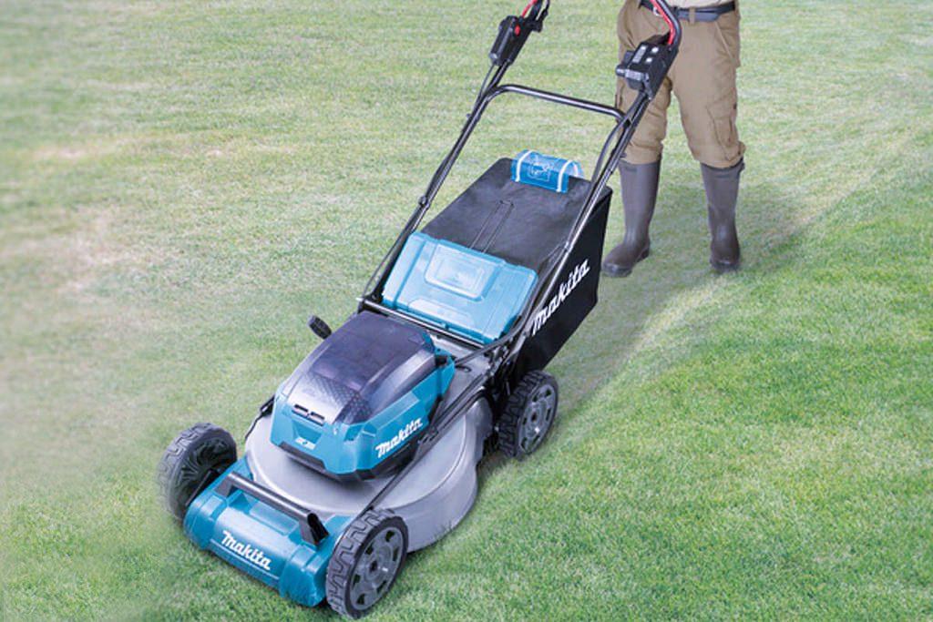Thân máy cắt cỏ đẩy 530mm 2 pin 18V Makita DLM532Z