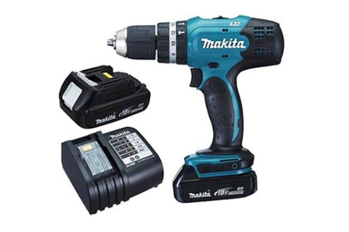 Máy khoan vặn vít pin 18V Makita DHP453SYX7