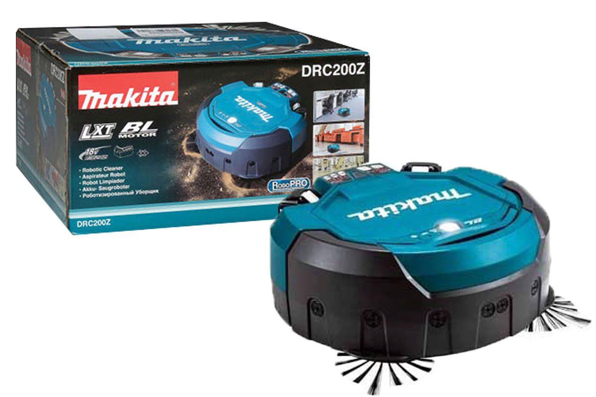 Thân máy hút bụi robot pin 18V Makita DRC200Z