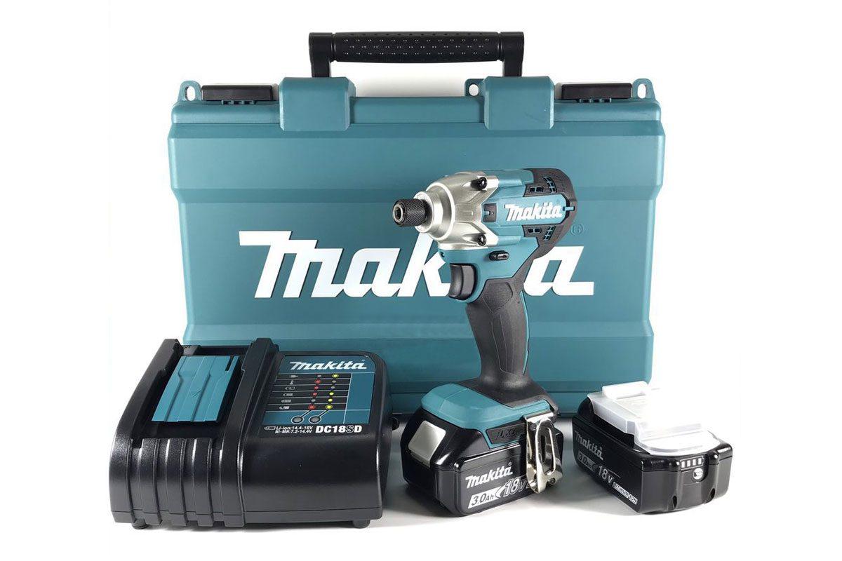 Máy vặn vít pin 18V Makita DTD156SF
