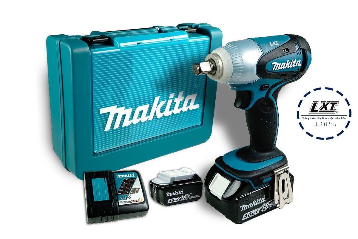Máy siết bu lông pin 18V Makita DTW251RME