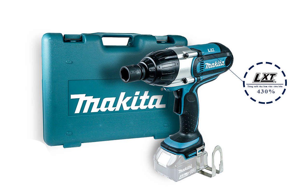 Thân máy siết bu lông pin 18V Makita DTW450Z