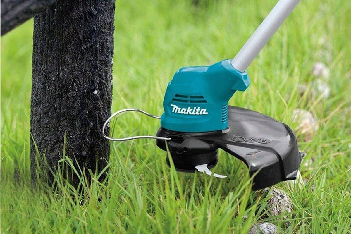 Máy cắt cỏ pin 12V Makita UR100DWYE