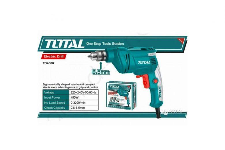 Total Td4506e 2