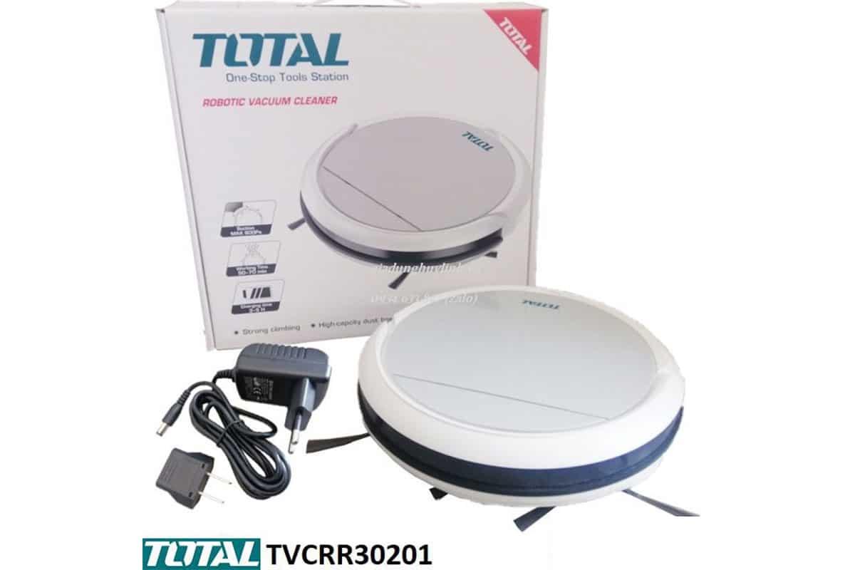 Máy hút bụi tự động pin 13.5V Total TVCRR30201