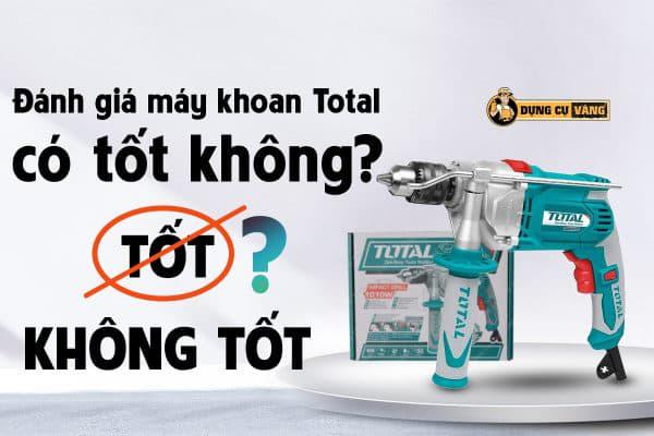 Đanh GiÁ Total