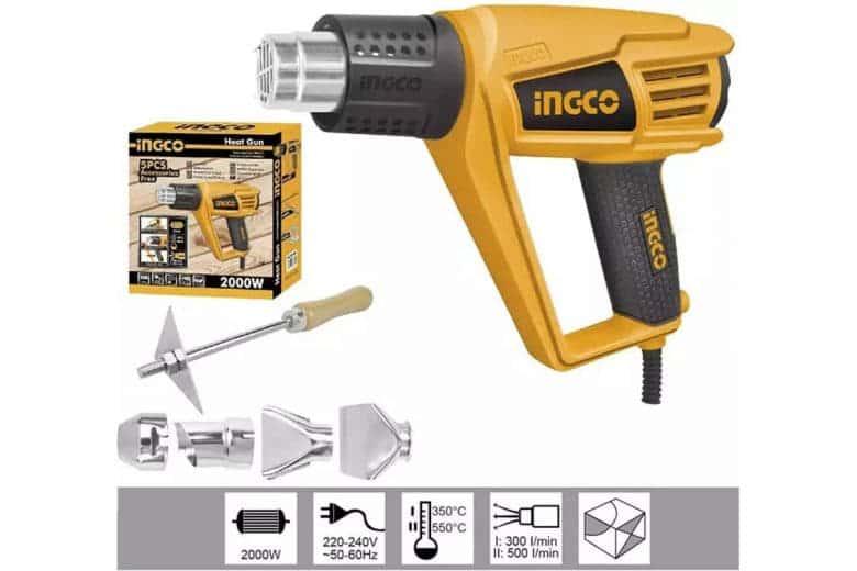 Ingco Hg20008 2