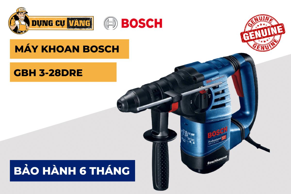 Máy khoan Bosch 3 chế độ GBH 3-28DRE