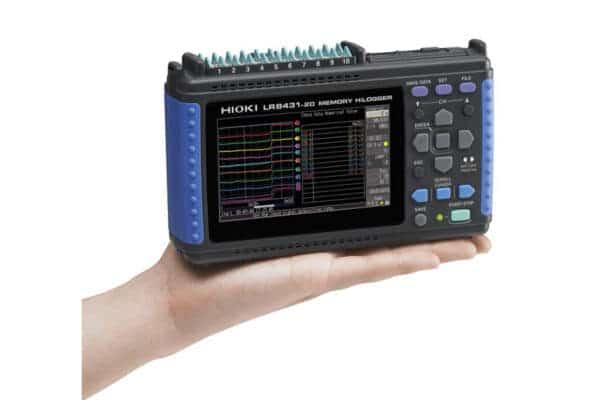 Thiết bị ghi dữ liệu đa kênh LR8400-92 (PV POWER VERIFIER)