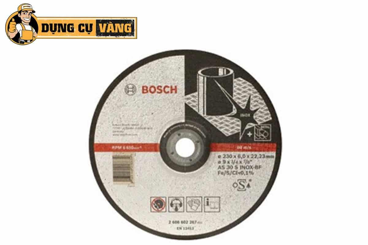 Đá mài inox 100x6x16mm Bosch 2608602267 chính hãng