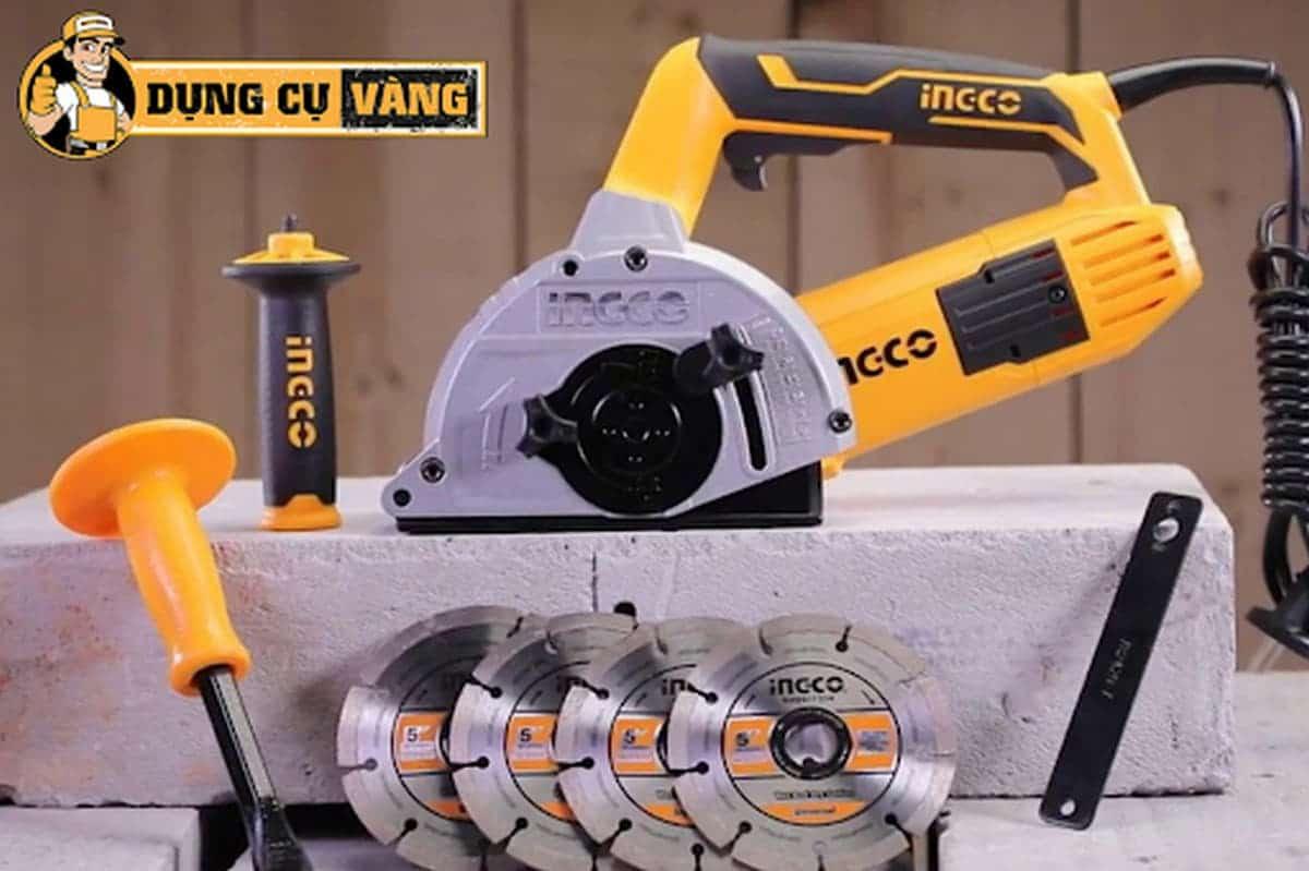 Máy cắt rãnh tường INGCO WLC15008 chính hãng
