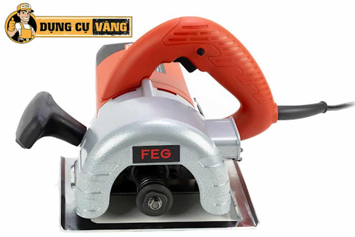 Máy cắt tường 125mm FEG EG-113W màu đỏ
