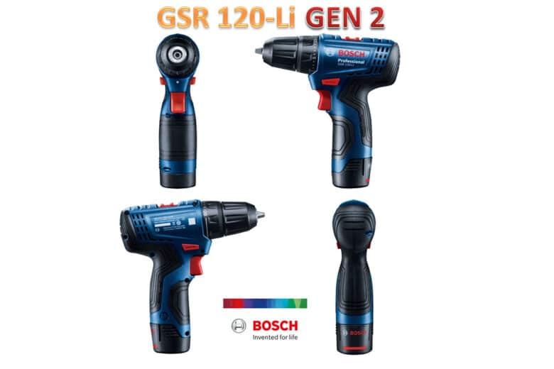 Bosch Gsr120li Genii 1